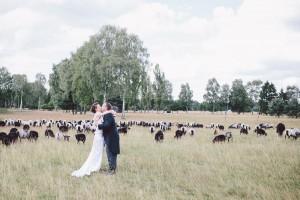 Julia Jens Hochzeit In Camp Reinsehlen