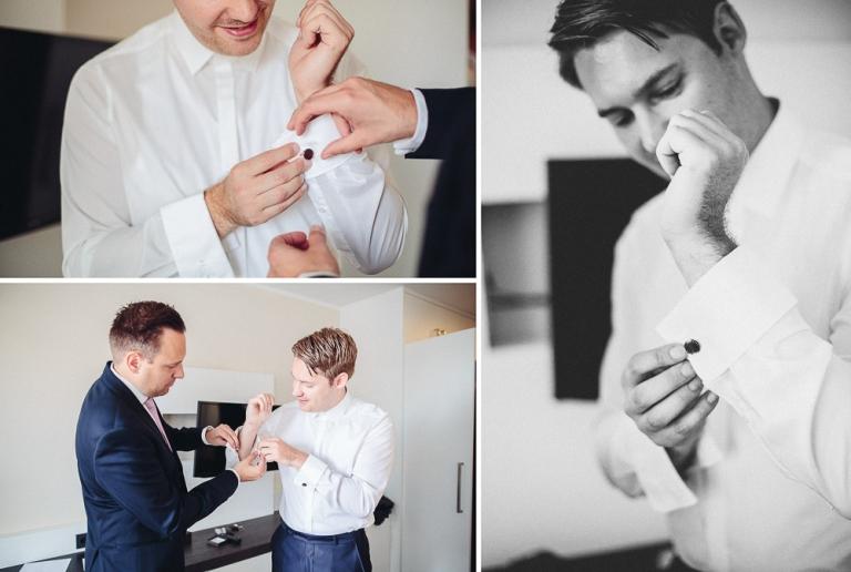Bayside Hotel Scharbeutz - Hochzeit - Getting Ready - Bjoern Wessel Fotografie